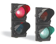 Traffic Signal Red & Green