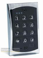 Keypad Indoor/Outdoor Flush Mount W/Prox