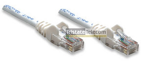 Patch Cord CAT 5e W/Boot 50' White