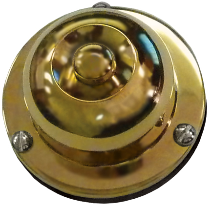 Push Button Round Weatherproo f
