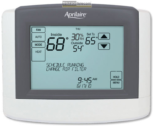Thermostat or Home Automation Tochscreen