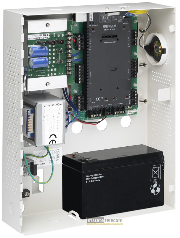 Access Control 4 Door Built in IP W/Can