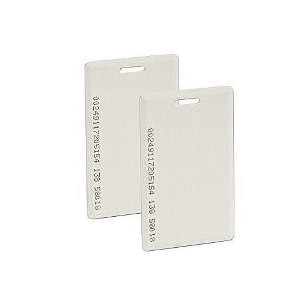 Prox Card Clamshell Thick Type 25 Pack