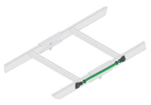 Ladder Rack Bonding Kit