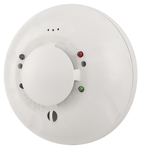 Smoke & CO Detector 4 Wire