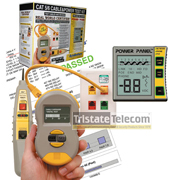 Tester Cable & Power Test Kit, Inline