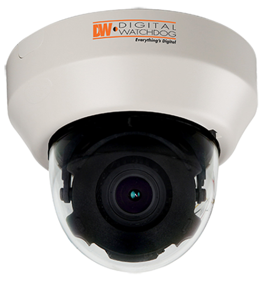 Camera Dome IP 4MM 2.1MP INDOOR