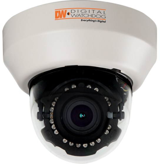 Camera 16MP indoor/outdoor dome 4mm