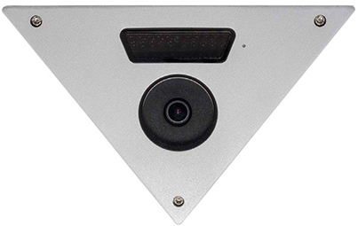 Camera Corner Mount 2.9MM IR 2MP 30LED