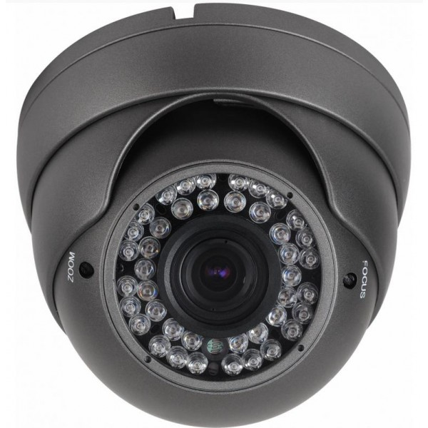 Camera Ball 2.8-12 4-In-1 Motorized IR B