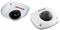 Hikvision IP Compact Dome Cameras