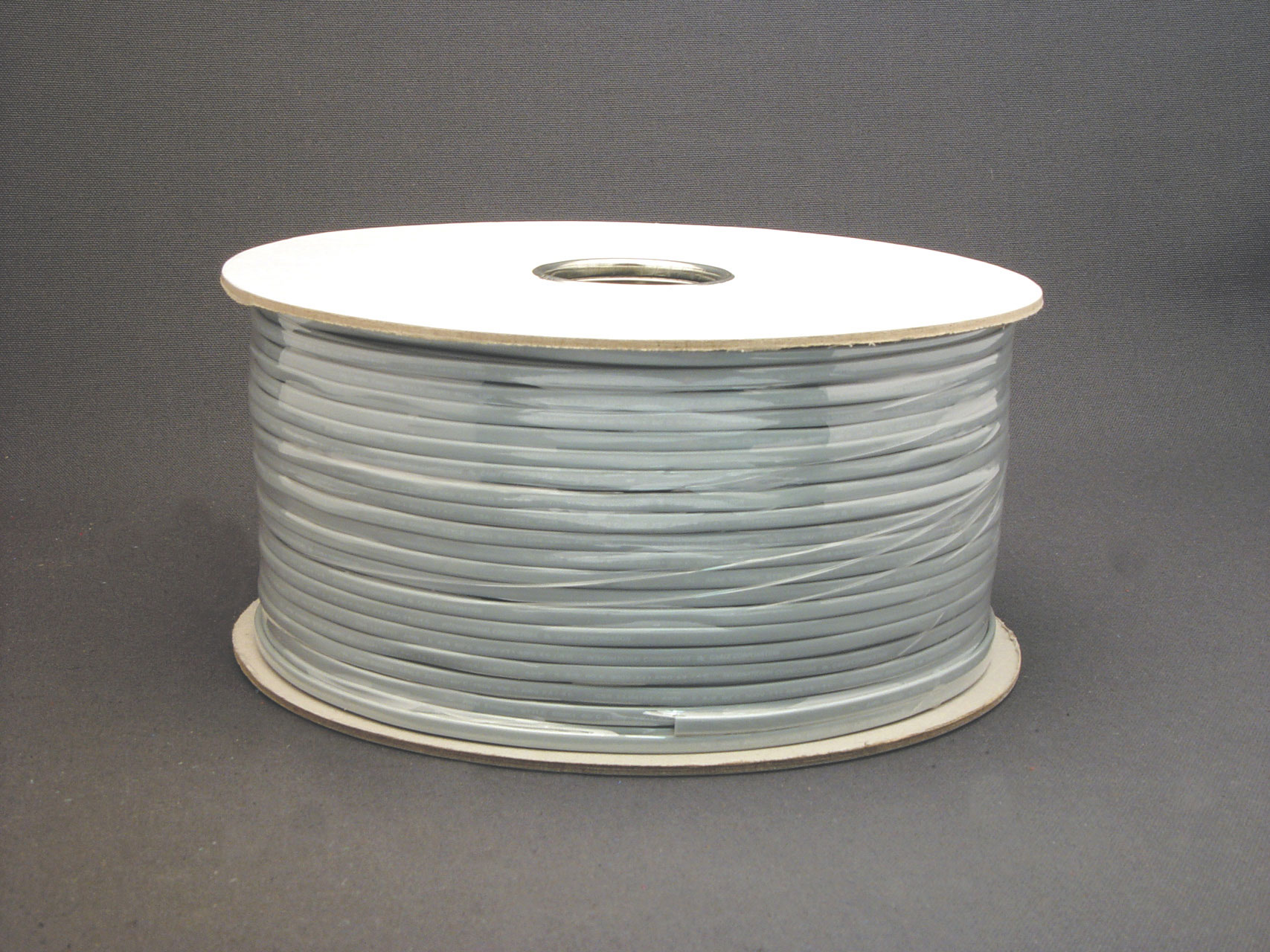 CABLE 4 COND FLAT SILVER 1000 '