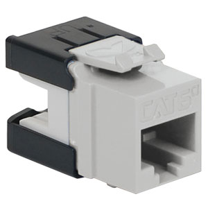 INSERT CAT 6A WHITE HD