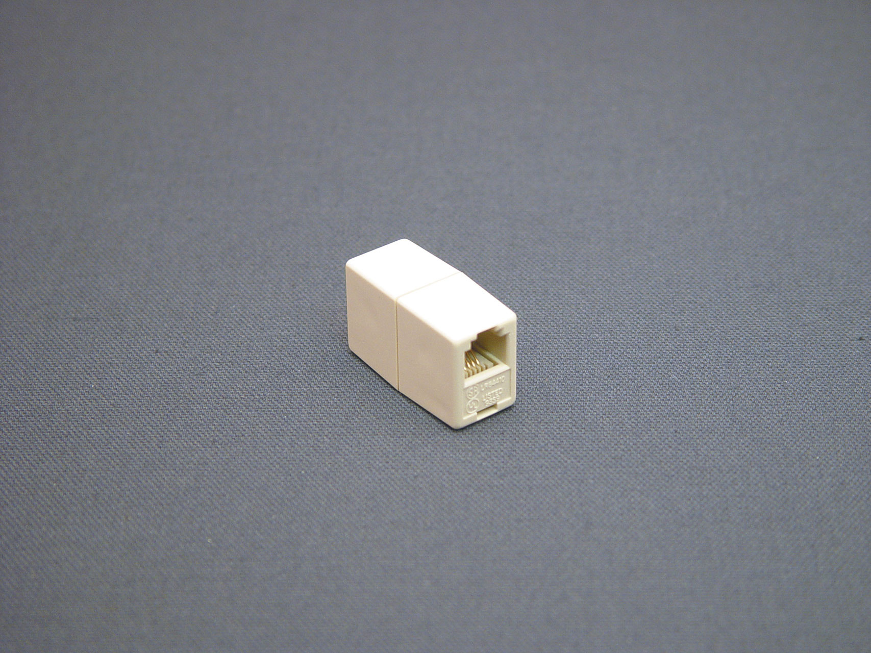 COUPLER, MODULAR, SINGLE 4 COND, PIN 2 T