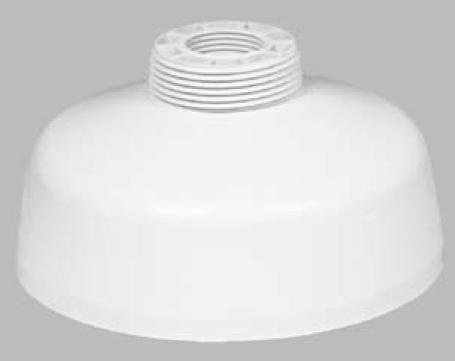 Pendant Mount White For ICS090 Cameras