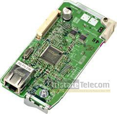 Lan I/F Card for use with KX-TVA50