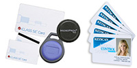 Keyscan Access Control Cards & Fobs