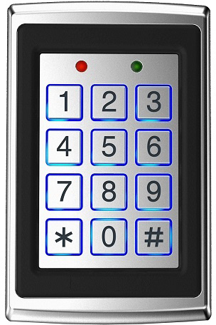 Keypad Indoor W/Proximity