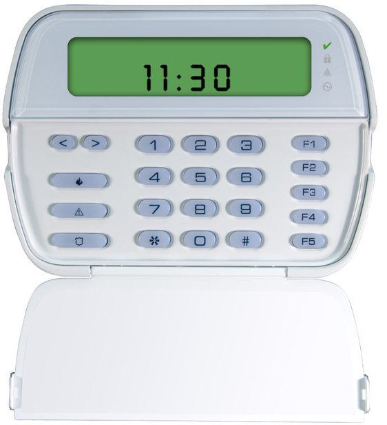 Keypad LCD 64 Zone W/Picture Icon