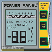 PoE Tester (Power Panel)