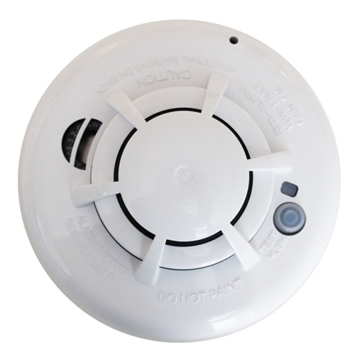 Smoke Detector Wireless (Secured)