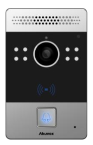 Video Intercom SIP With Prox PoE