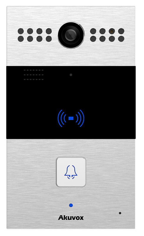 Video Intercom SIP With IC Prox