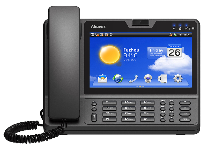 Concierge VoiP Video Phone Android