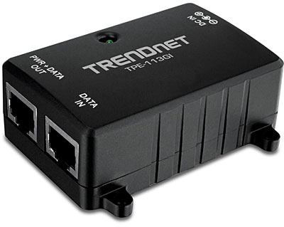 PoE Injector Gigabit 328 Feet Distance